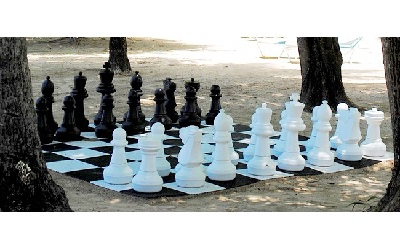 Introducing Chess/Checkers To Your Park